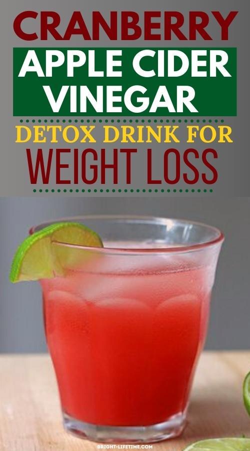 cranberry-detox-drink-with-apple-cider-vinegar